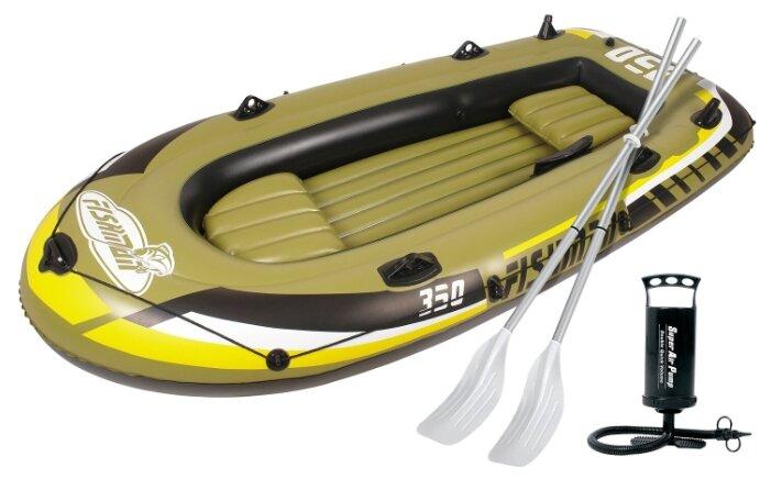 Надувная лодка Jilong Fishman 350set
