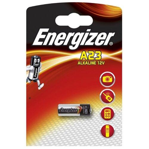 Батарейка Energizer A23 1 шт блистер батарейка energizer cr2032 2 шт блистер