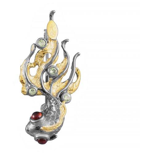 ELEMENT47 Брошь из серебра 925 пробы P00549_BR_GR_PD_BJ- преимущества, отзывы, как заказать товар за 5044 руб. Бренд ELEMENT47
