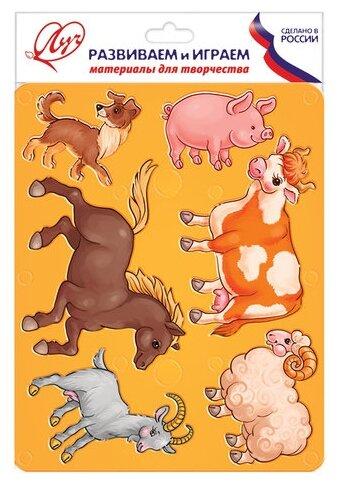 Трафарет Луч Домашние животные (9C 447-08)