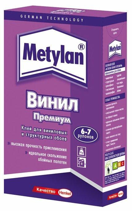Клей для обоев Metylan Винил Премиум без индикатора