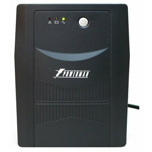 Интерактивный ИБП Powerman Back Pro 1500 интерактивный ибп powerman back pro 1000 plus