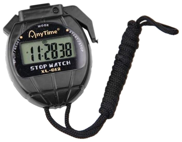 Электронный секундомер AnyTime XL-012