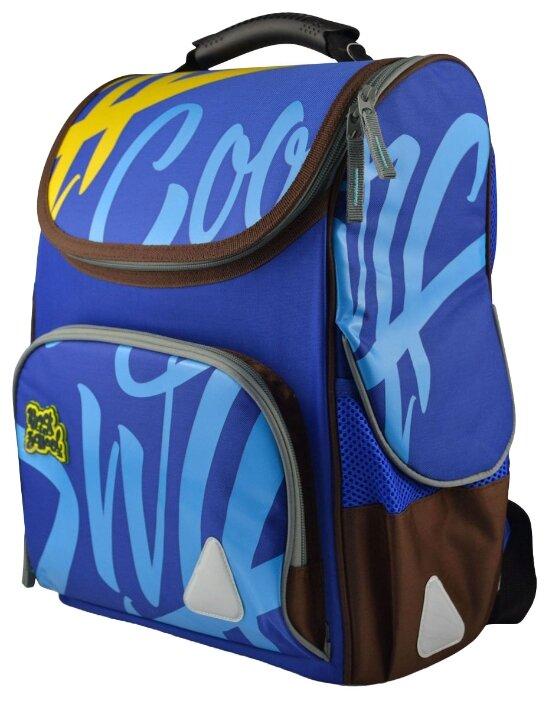 BG Рюкзак-ранец Compact Modern Back to school SBM 4265 синий