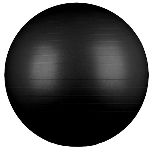 Фитбол Indigo IN002, 75 см черныйФитболы и медболы<br>