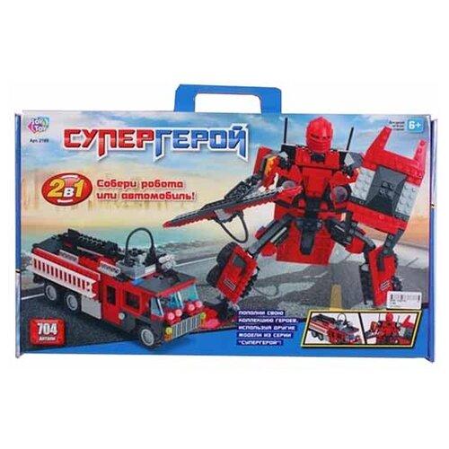 Конструктор Joy Toy Супергерой 2189 Робот