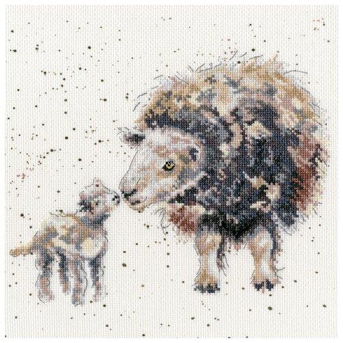 Купить Набор для вышивания Ewe And Me (Мы с овечкой), Bothy Threads, Наборы для вышивания