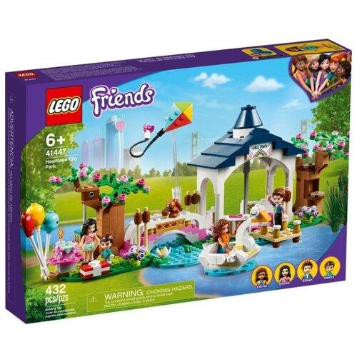 Купить Конструктор LEGO Friends 41447 Городской парк Хартлейк Сити, Конструкторы