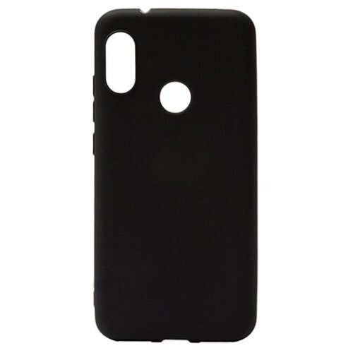 Купить Чехол Gosso 191680W для Xiaomi Mi A2 Lite/Redmi 6 Pro черный