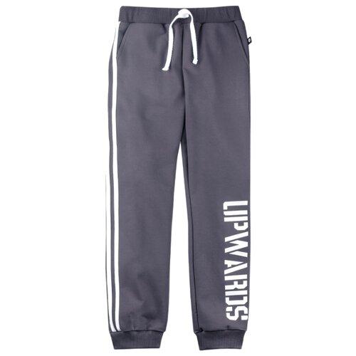 Купить Спортивные брюки Bossa Nova размер 134, графитовый, Брюки