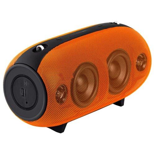 цена на Портативная акустика INTERSTEP SBS-380 orange