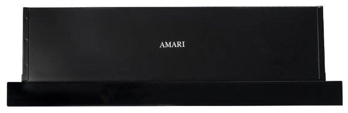 Встраиваемая вытяжка AMARI Slide 2М 50 black