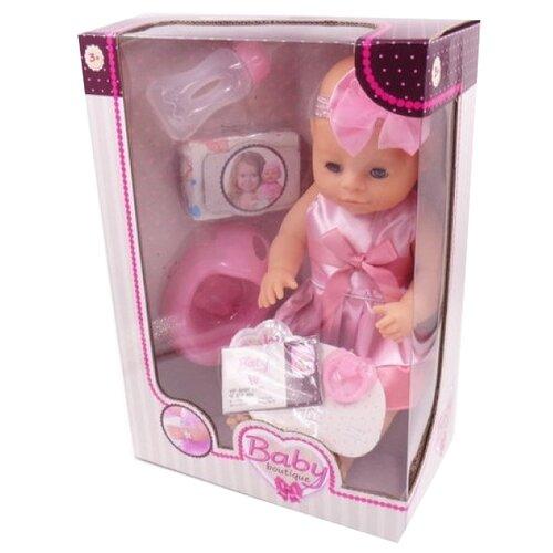 Кукла Junfa toys Baby Boutique, 40 см, PT-00985