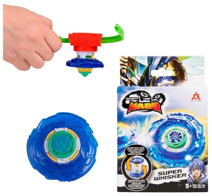 Игровой набор Auldey Infinity Nado. Super Whisker YW624101