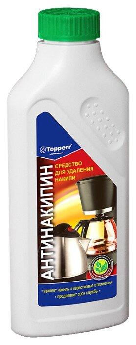 Средство Topperr для удаления накипи 3032 — купить по выгодной цене на Яндекс.Маркете