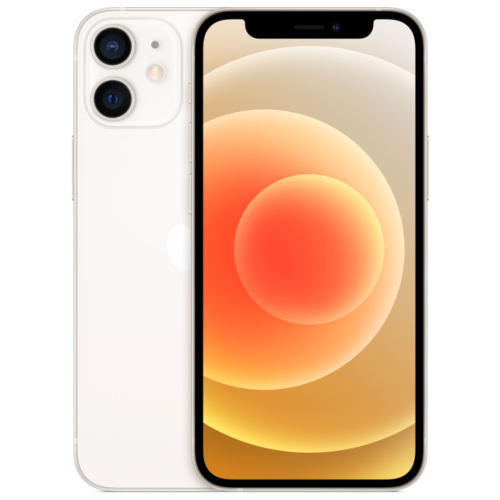 Фото - Смартфон Apple iPhone 12 mini 64GB белый (MGDY3RU/A) смартфон apple iphone 11 64gb 2020 белый