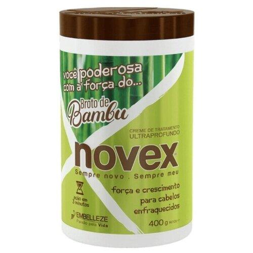 Суперфуд маска для волос Novex Broto de Bamboo 400 г