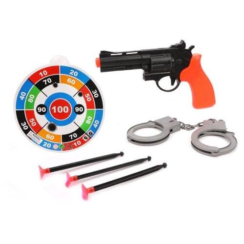 Игровой набор Наша игрушка Полиция 560-30 игрушка