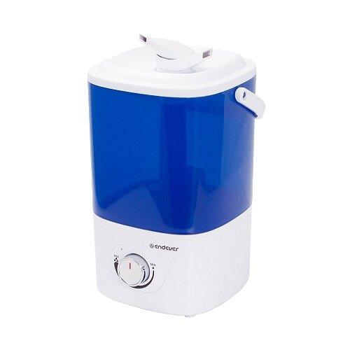 Увлажнитель воздуха ENDEVER Oasis-172, синий/белый
