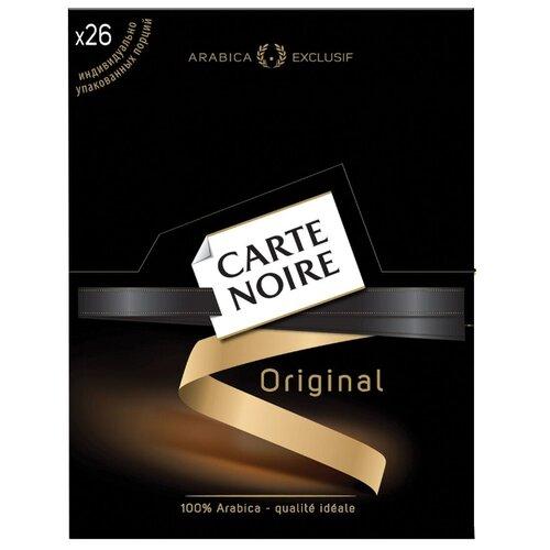 Растворимый кофе Carte Noire Original, в стиках (26 шт.) tassimo carte noire petit dejeuner intense кофе в капсулах 16 шт