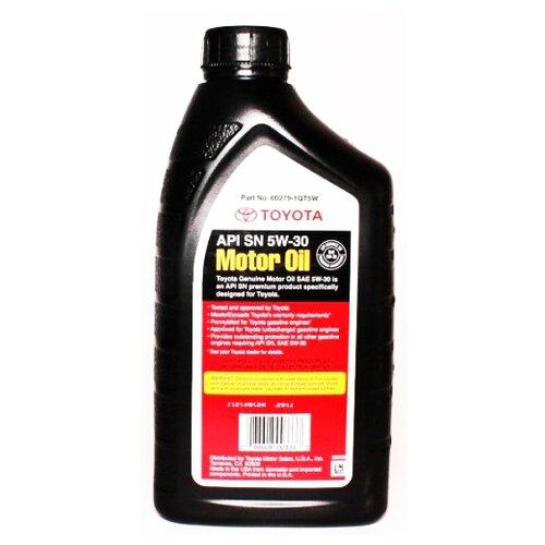 Моторное масло TOYOTA SN 5W-30 0.946 л