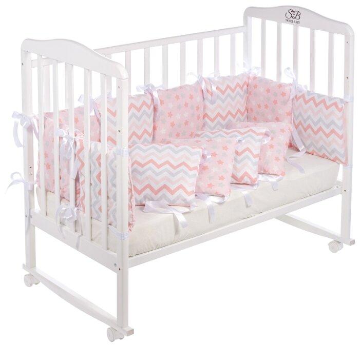 SWEET BABY бортики-подушки Colori