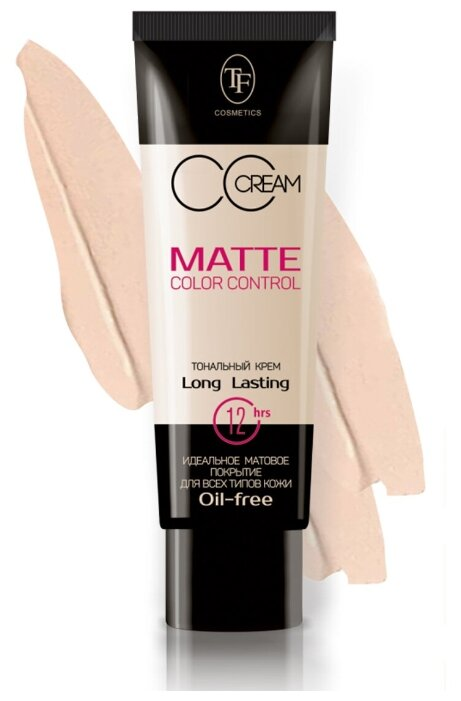 TF Cosmetics CC крем Matte Color Control , 40 мл