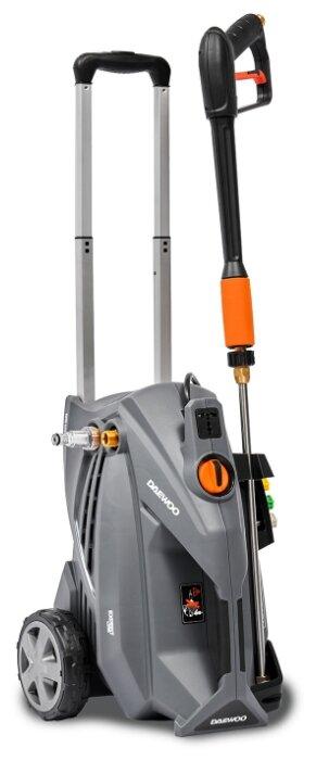 Мойка высокого давления Daewoo Power Products DAW-700 Expert 3.2 кВт