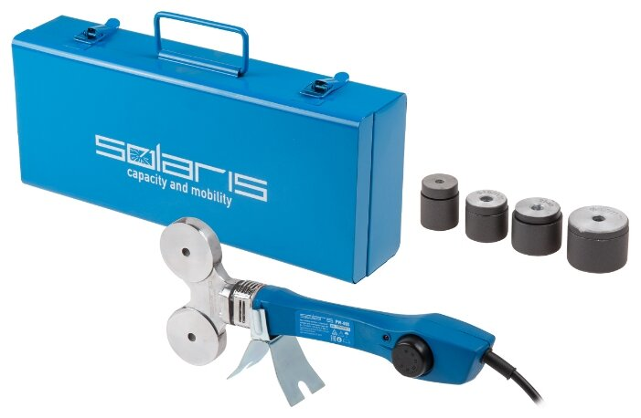 Аппарат для раструбной сварки Solaris PW-805
