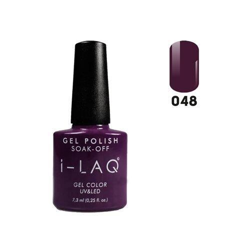 Купить Гель-лак для ногтей I-LAQ Gel Color, 7.3 мл, 048