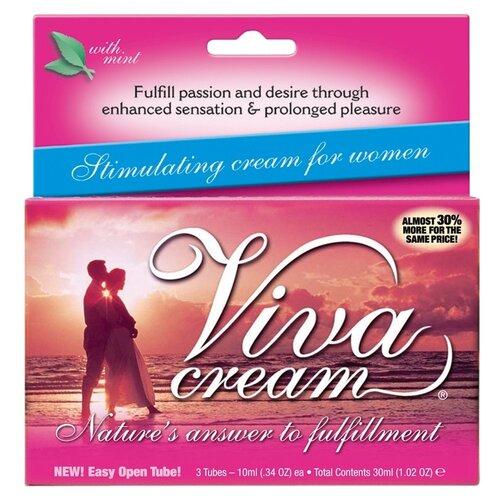 Крем-смазка Swiss navy Стимулирующий крем VivaCream для женщин - 30 30 мл купить дермазол крем