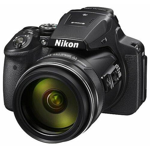 Фото - Фотоаппарат Nikon Coolpix P900 черный фотоаппарат