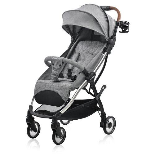 Купить Прогулочная коляска everflo Sky E-380 grey, Коляски