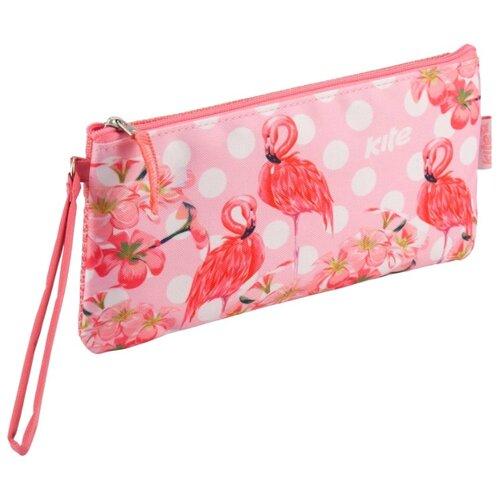 Купить Kite Пенал (K18-664-7) розовый, Пеналы
