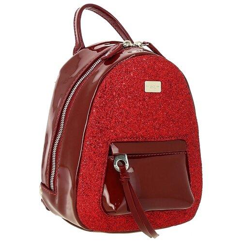 Рюкзак DAVID JONES 3983 CM, искусственная кожа, dark red цена 2017