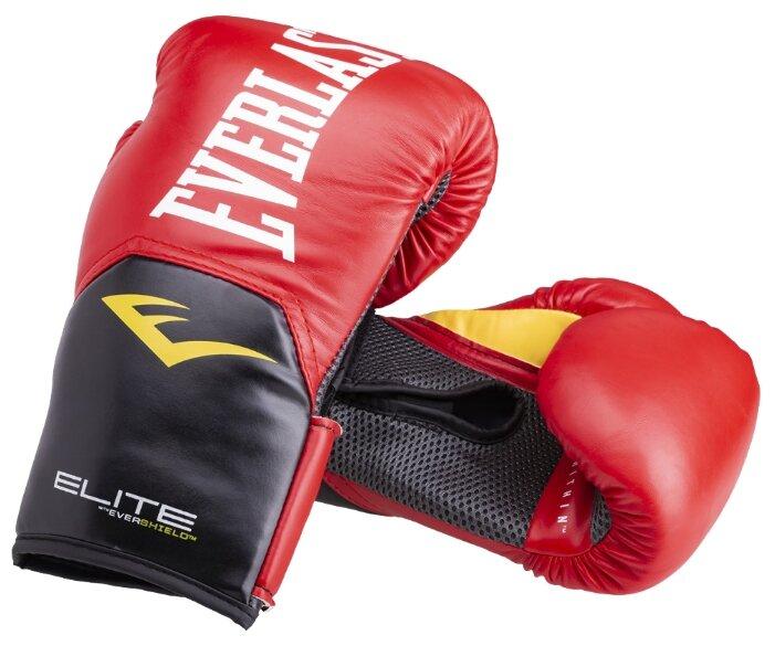 Боксерские перчатки Everlast Elite ProStyle