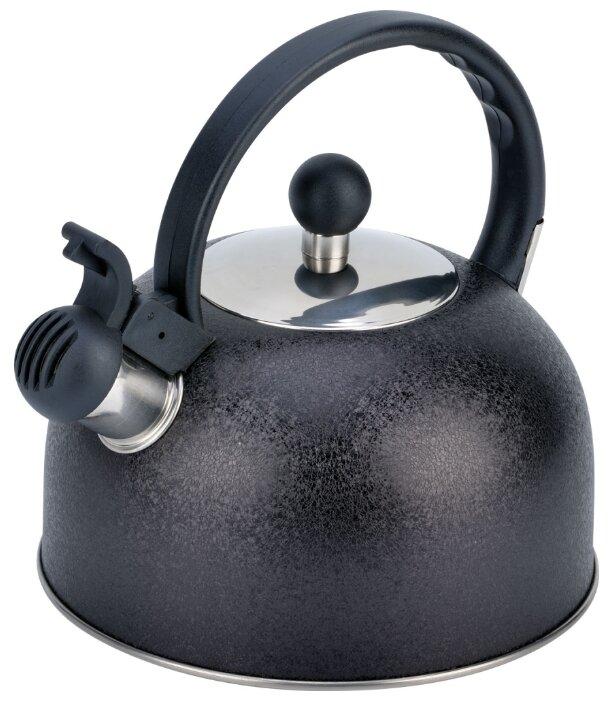 Bohmann Чайник BH-9901 2,5 л черный