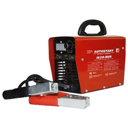 Пуско-зарядное устройство BestWeld Autostart i620-RUS красный