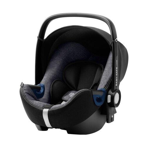 Купить Автокресло-переноска группа 0+ (до 13 кг) BRITAX ROMER Baby-Safe2 i-Size, graphite marble, Автокресла