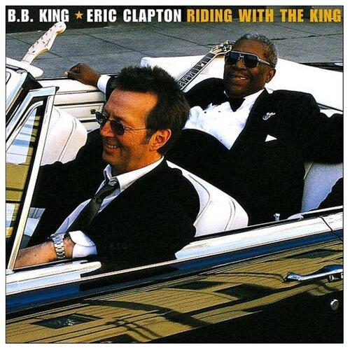 Eric Clapton & B.B. King – Riding With The King (2 LP) king jr david introducing king david the messiah walking with god