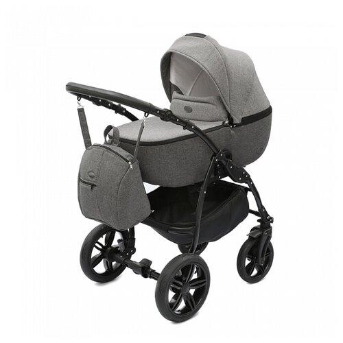 Универсальная коляска Giovanni Fresh (2 в 1) grey