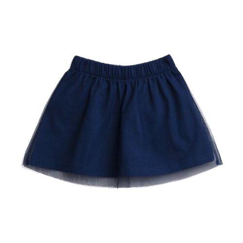 Юбка playToday размер 74, темно-синий юбка oodji ultra цвет темно синий 14100019 1 43642 7900n размер xs 42