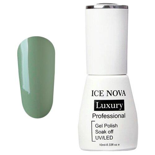 Купить Гель-лак для ногтей ICE NOVA Luxury Professional, 10 мл, 050 sage