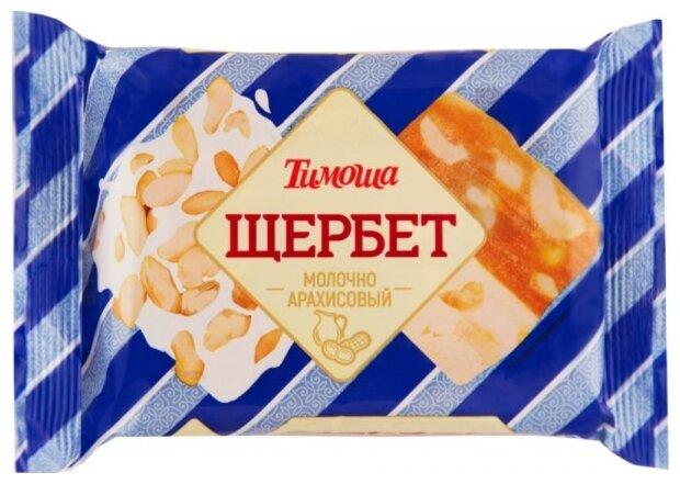 Щербет Тимоша молочно-арахисовый 250 г