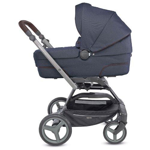 Купить Универсальная коляска Inglesina Quad 2018 (2 в 1) oxford blue, Коляски