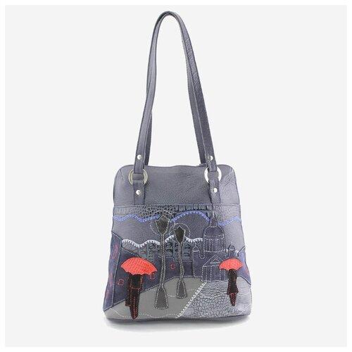 Сумка-рюкзак Protege ДС-226 Город № 10 Blue