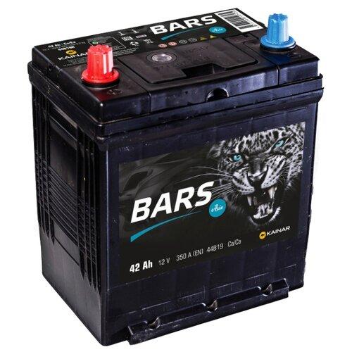 цена на Автомобильный аккумулятор BARS Asia 6СТ-42 VL АПЗ п.п. 44B19R