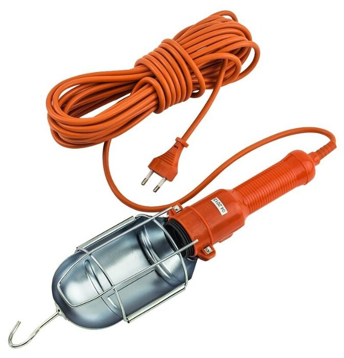 Переносной светильник LUX ПР-60-15, 60 Вт, шнур 15 м