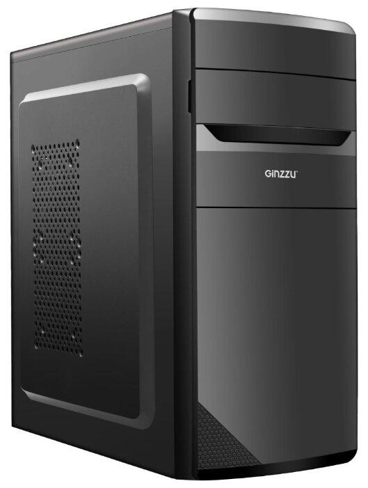 Компьютерный корпус Ginzzu C220 Black