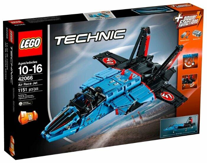 Конструктор LEGO Technic 42066 Сверхзвуковой истребитель — цены на Яндекс.Маркете